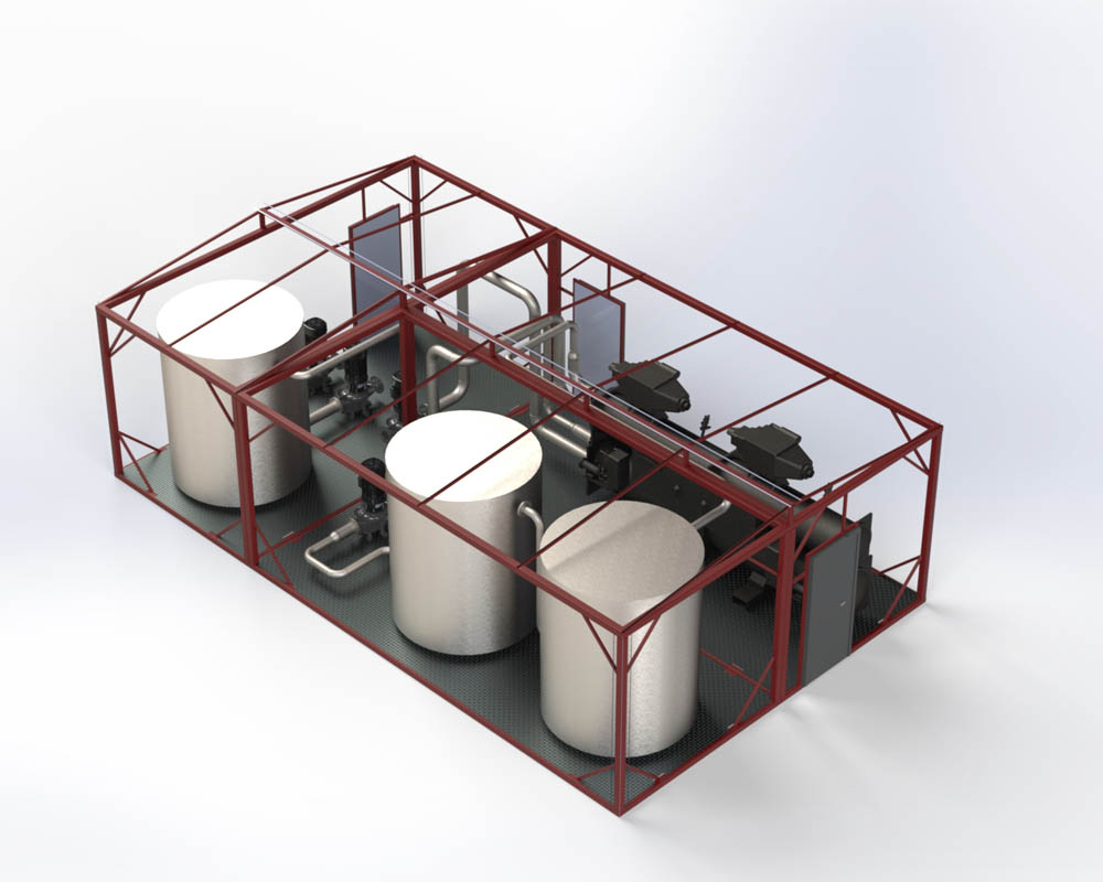 1.5MW Ground Source Heat Pump (GSHP) Hayle, Cornwall (17)