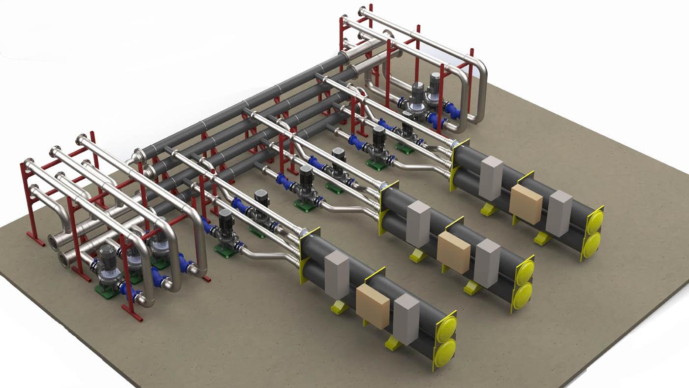 4.5MW Ground Source Heat Pump (17)