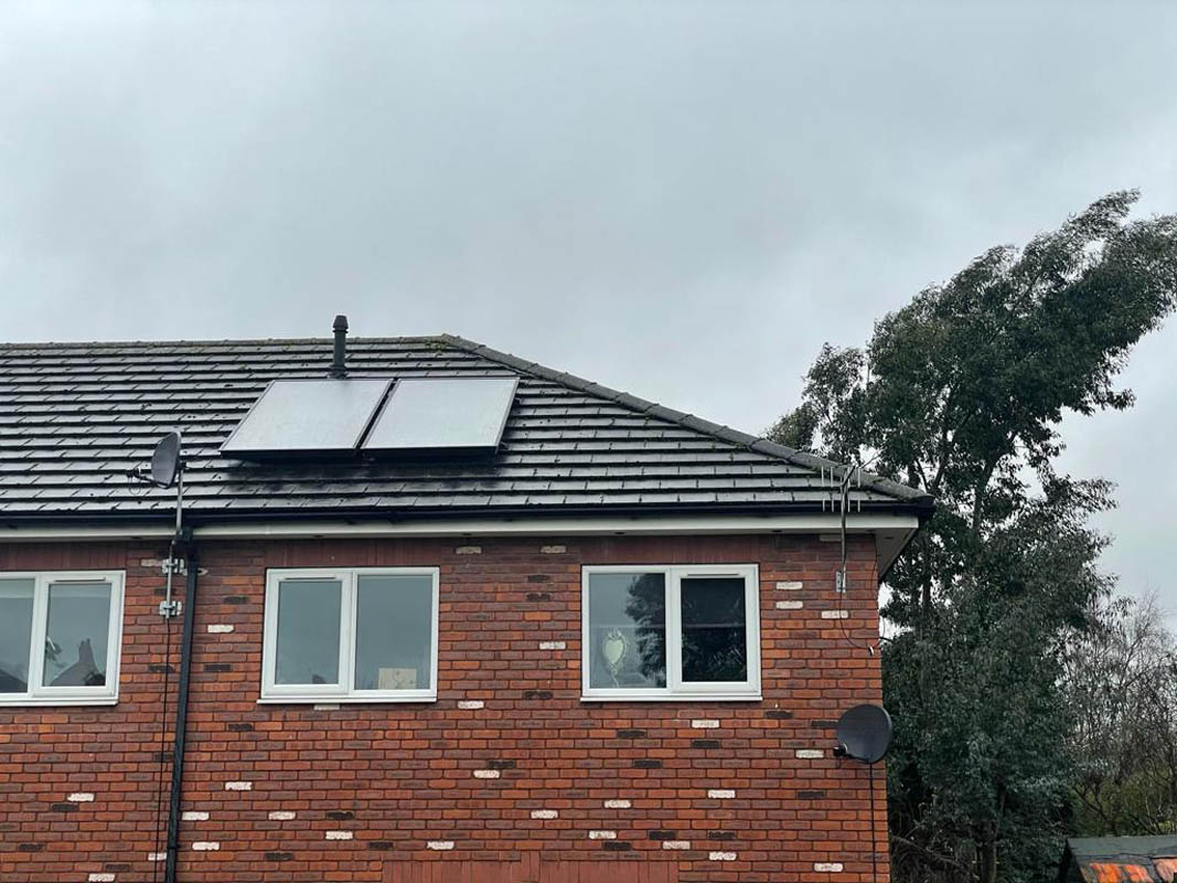 Grant, Solar Thermal, Basford, Stoke-On-Trent (1)